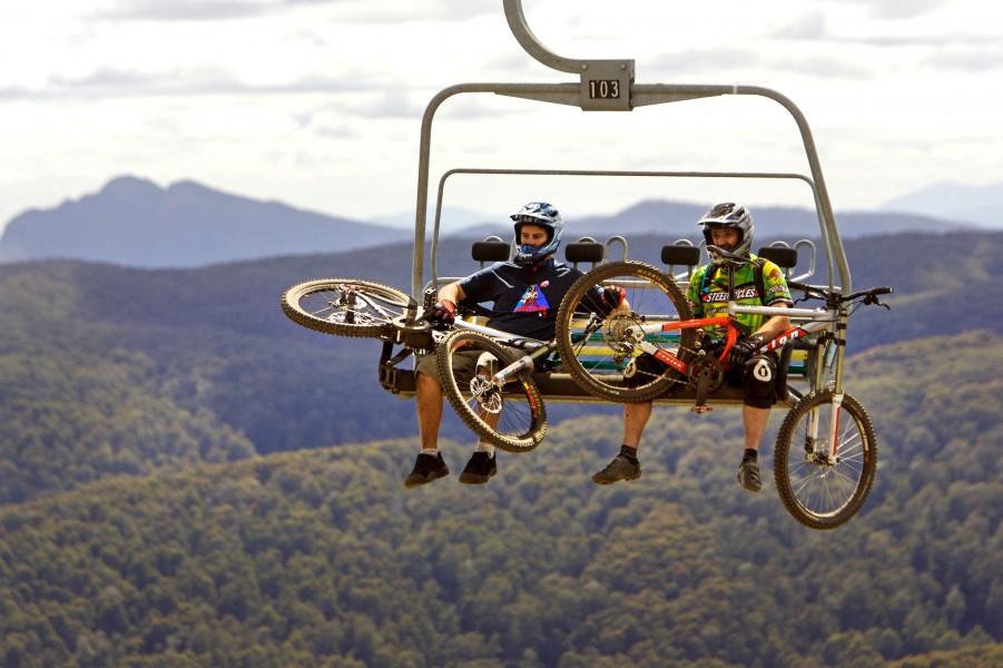 Summer Mt Buller Accommodation Merrijig Lodge Mount Buller