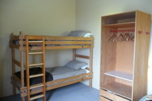 Merrijig accommodation at Mt Buller - bunk beds