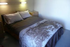 Merrijig accommodation at Mt Buller - double bedroom
