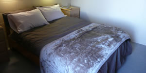 Merrijig accommodation at Mt Buller - bedroom double