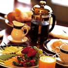 Merrijig fine food and accommodation -  breakfast
