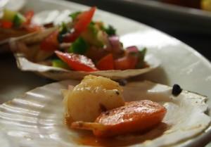 Merrijig fine food and accommodation - entree