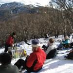 Mt Buller - picnic