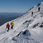 Mt Buller - snowshoeing the Summit