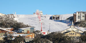 Mt Buller - winter views