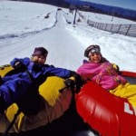 Tubing at Mount Buller
