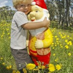 The magical Gnome trail is just one of the activities which kids love when they visit Mt Buller